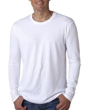 N3601 Next level men's cotton long-sleeve crew