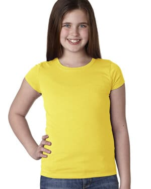 N3710 Next level youth girls princess t-shirt