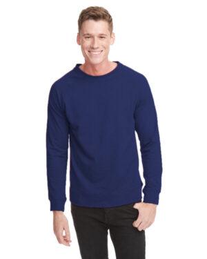N9000 unisex laguna french terry raglan sweatshirt