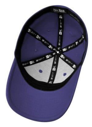 NE1000 new era-structured stretch cotton cap