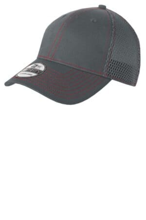 new era-stretch mesh contrast stitch cap ne1120