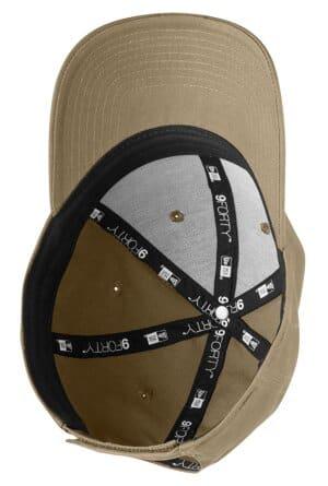 NE200 new era-adjustable structured cap ne200