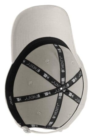 NE201 new era-adjustable unstructured cap ne201