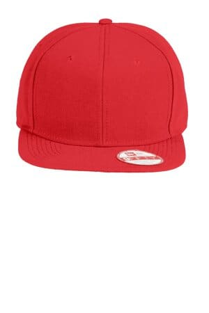 NE402 new era original fit flat bill snapback cap