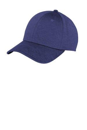 NE703 new era shadow stretch heather cap