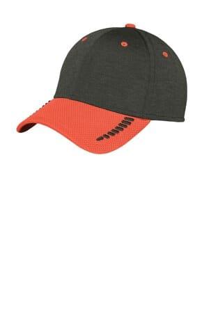 NE704 new era shadow stretch heather colorblock cap
