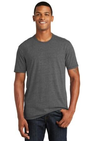 NEA130 new era tri-blend performance crew tee nea130
