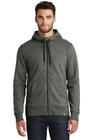 NEA502 new era french terry full-zip hoodie nea502