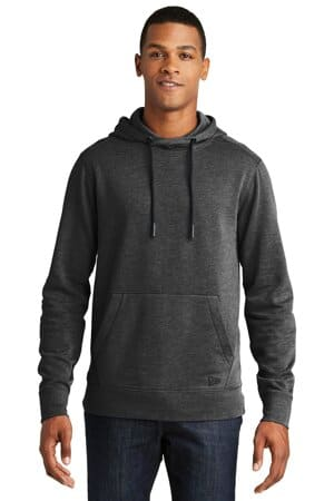 NEA510 new era tri-blend fleece pullover hoodie nea510