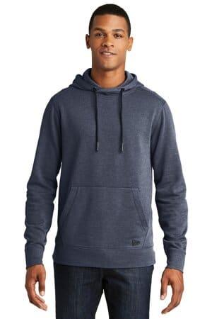 NEA510 new era tri-blend fleece pullover hoodie