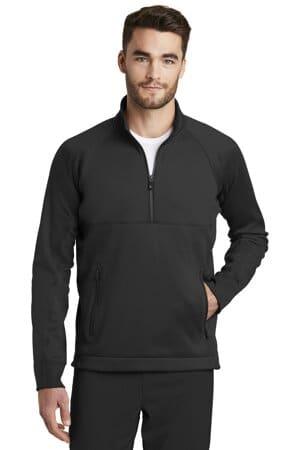 NEA523 new era venue fleece 1/4-zip pullover nea523
