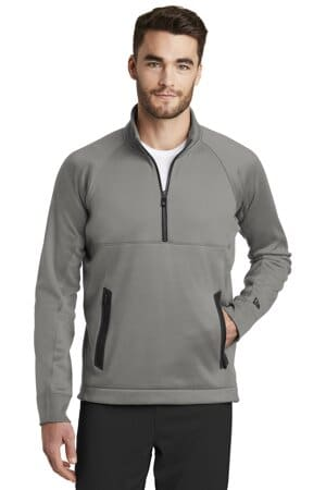 NEA523 new era venue fleece 1/4-zip pullover nea523