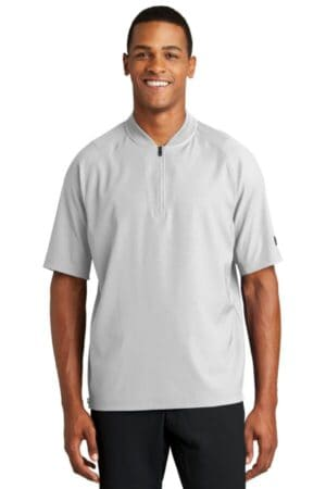 NEA600 new era cage short sleeve 1/4-zip jacket nea600