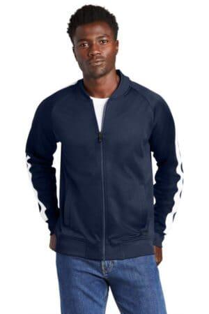 NEA650 new era track jacket nea650