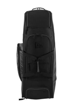 NEB701 new era shutout wheeled bat bag neb701