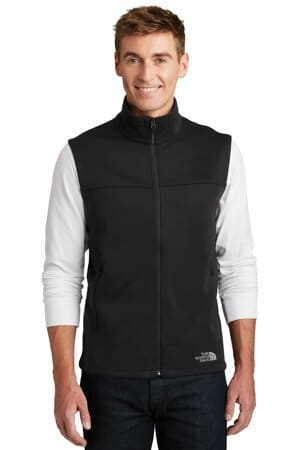 the north face ridgeline soft shell vest nf0a3lgz