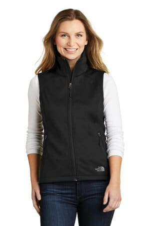 the north face ladies ridgeline soft shell vest nf0a3lh1