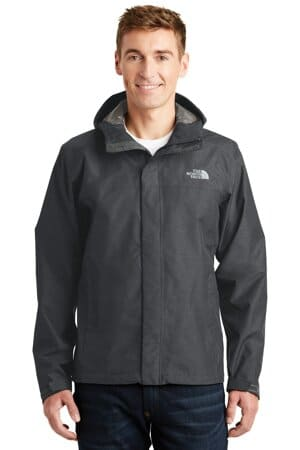 NF0A3LH4 the north face dryvent rain jacket