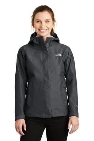 NF0A3LH5 the north face ladies dryvent rain jacket