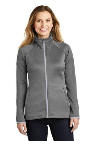 the north face ladies canyon flats stretch fleece jacket nf0a3lha