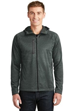 NF0A3LHH the north face canyon flats fleece hooded jacket