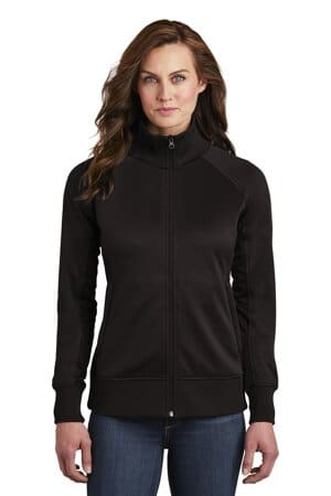 the north face ladies tech full-zip fleece jacket nf0a3sev