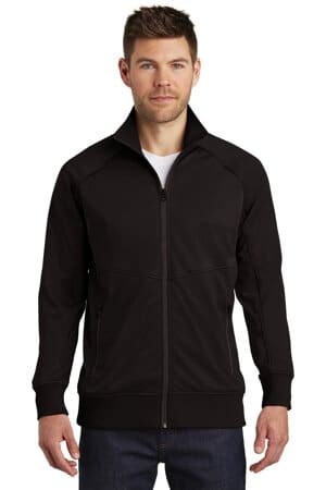 the north face tech full-zip fleece jacket nf0a3sew