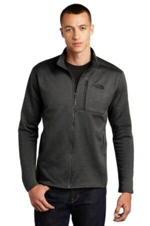 NF0A47F5 the north face skyline full-zip fleece jacket