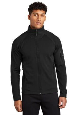 the north face mountain peaks full-zip fleece jacket nf0a47fd