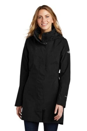 NF0A529O the north face ladies city trench