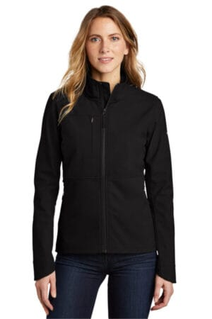 NF0A5541 the north face ladies castle rock soft shell jacket