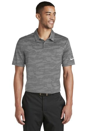 NKAA1852 nike dri-fit waves jacquard polo nkaa1852