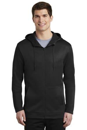NKAH6259 nike therma-fit full-zip fleece hoodie nkah6259