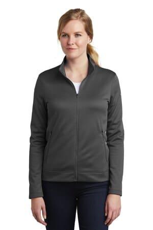 NKAH6260 nike ladies therma-fit full-zip fleece nkah6260