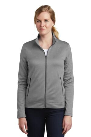 NKAH6260 nike ladies therma-fit full-zip fleece nkah6260