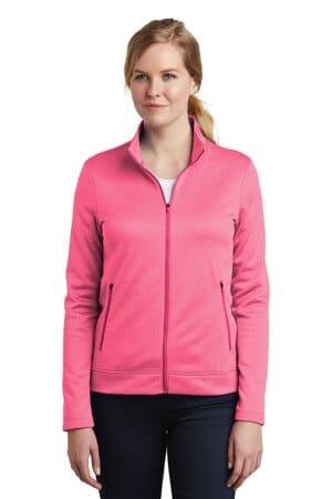 NKAH6260 nike ladies therma-fit full-zip fleece