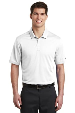NKAH6266 nike dri-fit hex textured polo nkah6266