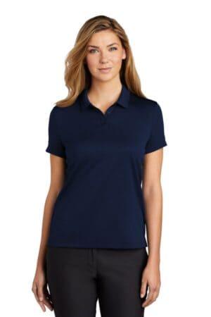NKBV6043 nike ladies dry essential solid polo nkbv6043