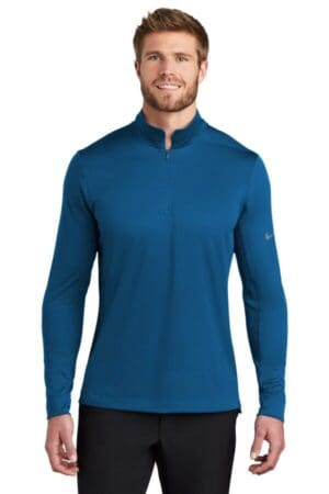 NKBV6044 nike dry 1/2-zip cover-up nkbv6044