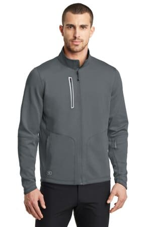 OE700 ogio endurance fulcrum full-zip oe700