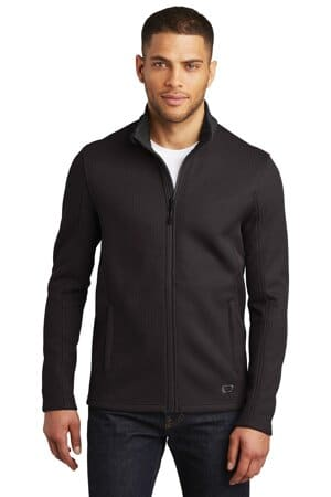 OG727 ogio grit fleece jacket og727