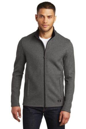 OG727 ogio grit fleece jacket
