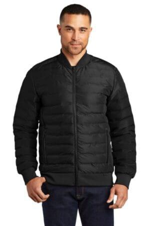 OG753 ogio street puffy full-zip jacket