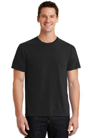 PC099 port & company beach wash garment-dyed tee