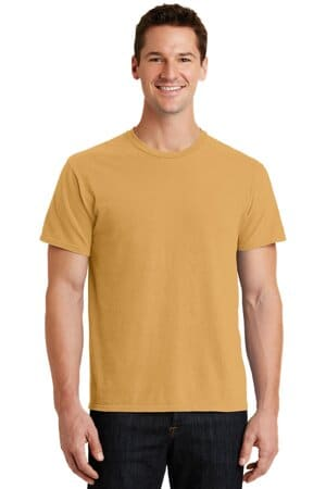 PC099 port & company beach wash garment-dyed tee pc099