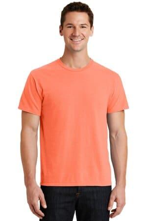 PC099 port & company beach wash garment-dyed tee pc099