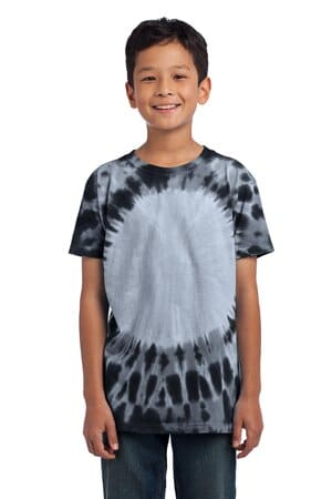PC149Y port & company-youth window tie-dye tee pc149y
