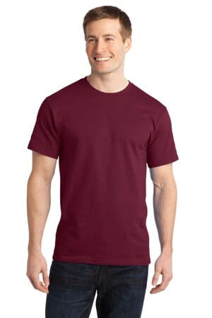 PC150 port & company-ring spun cotton tee pc150