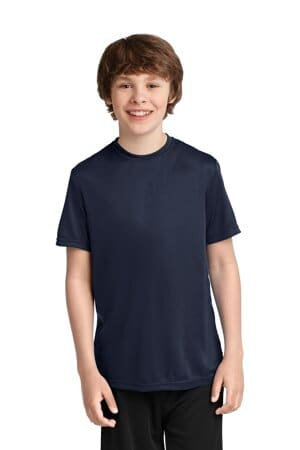 PC380Y port & company youth performance tee