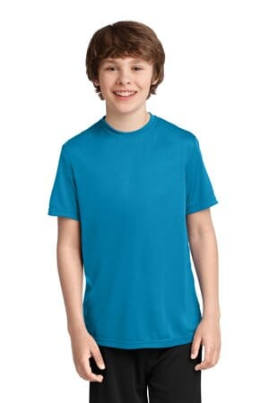 PC380Y port & company youth performance tee pc380y